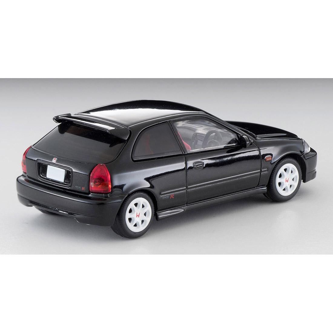 トミカリミテッド ヴィンテージ ネオ TLV-NEO『LV-N158c ホンダ シビック タイプR 97年式(黒)』1/64 ミニカー-003
