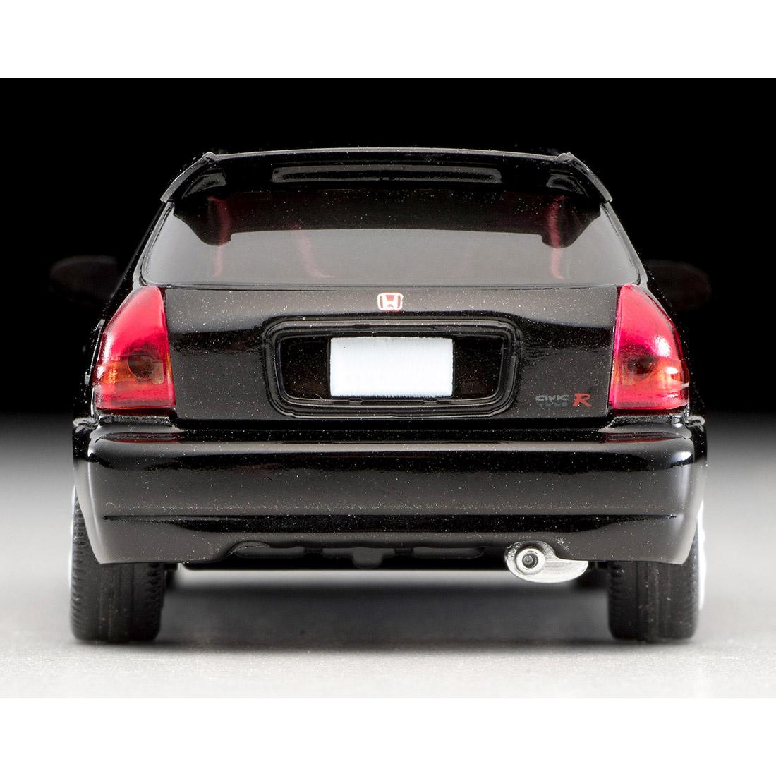 トミカリミテッド ヴィンテージ ネオ TLV-NEO『LV-N158c ホンダ シビック タイプR 97年式(黒)』1/64 ミニカー-005