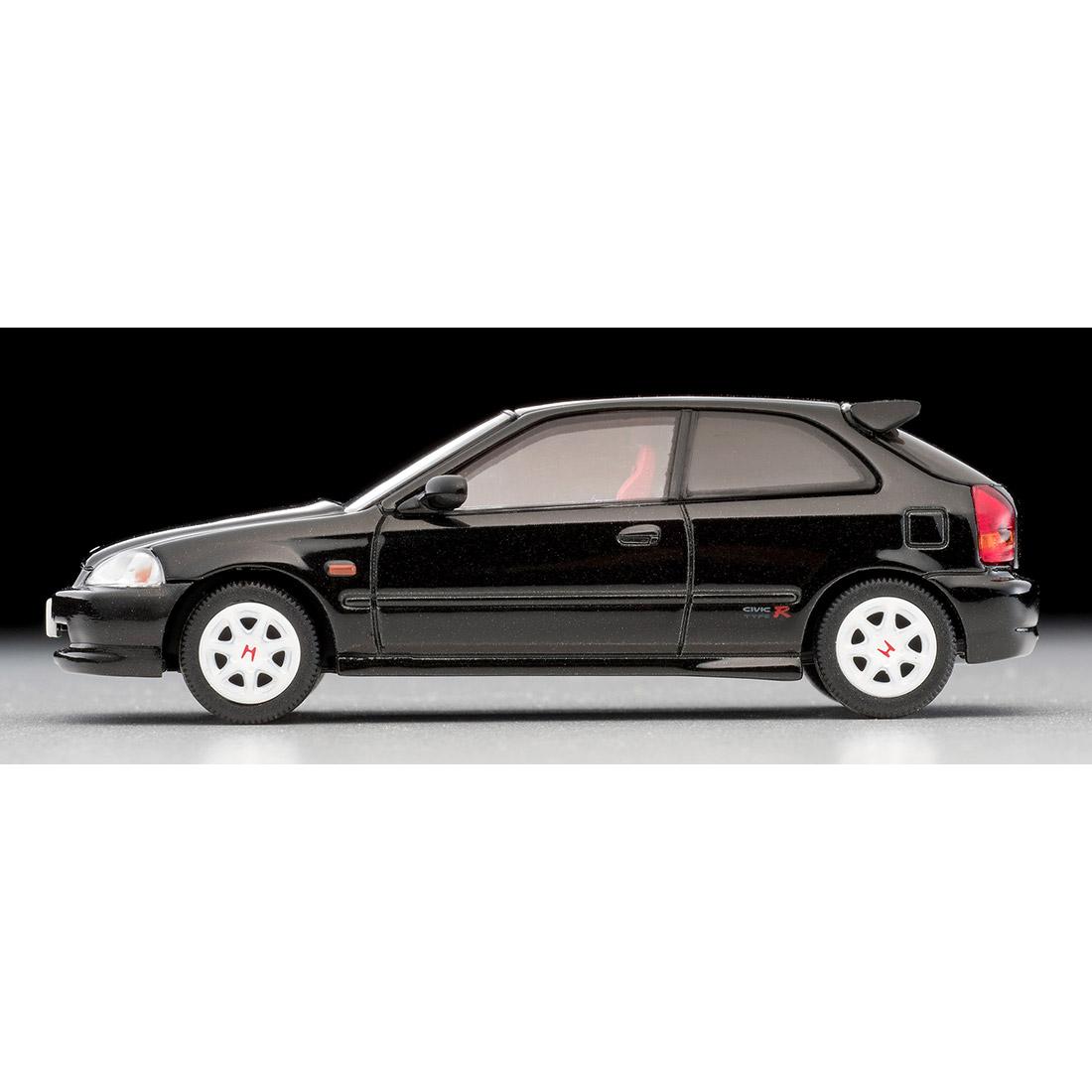 トミカリミテッド ヴィンテージ ネオ TLV-NEO『LV-N158c ホンダ シビック タイプR 97年式(黒)』1/64 ミニカー-006