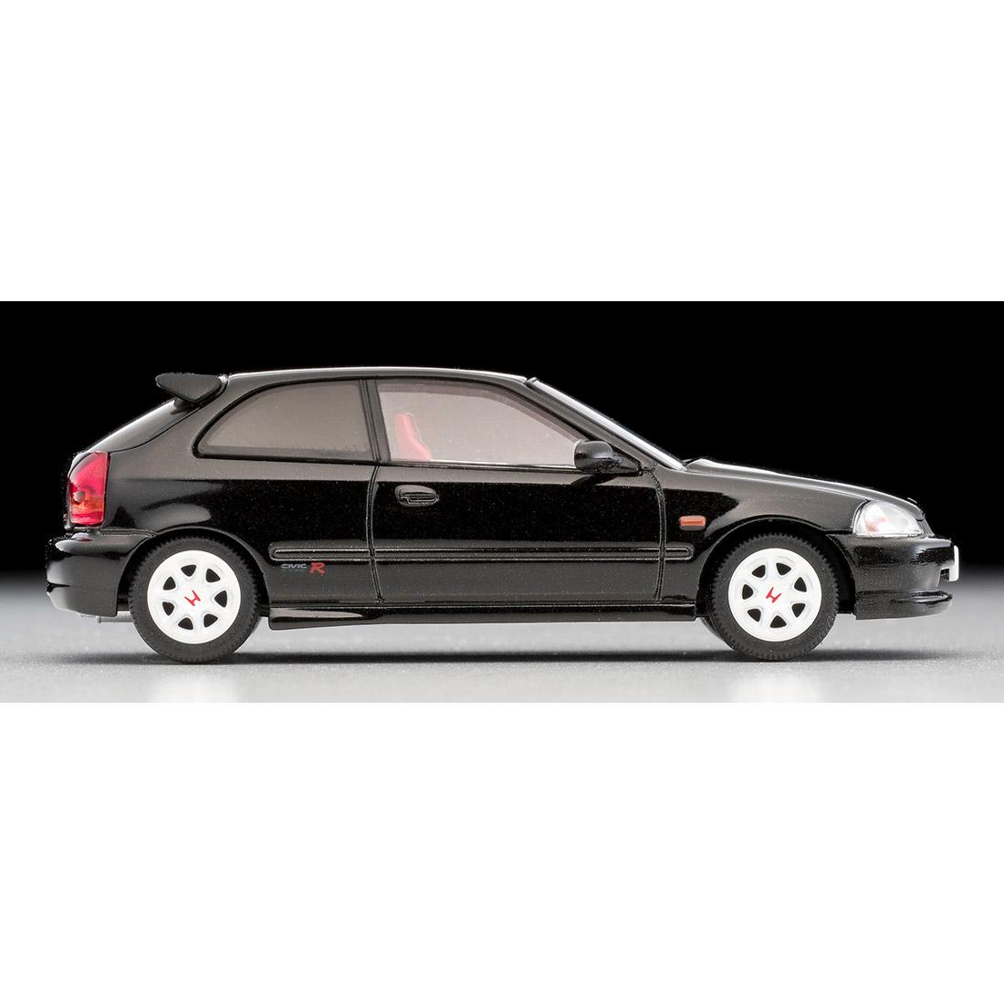 トミカリミテッド ヴィンテージ ネオ TLV-NEO『LV-N158c ホンダ シビック タイプR 97年式(黒)』1/64 ミニカー-007