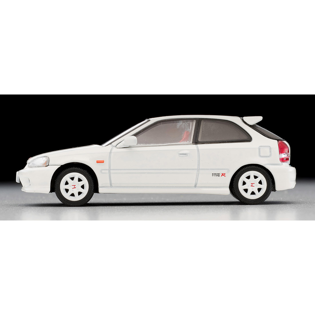 トミカリミテッド ヴィンテージ ネオ TLV-NEO『LV-N158c ホンダ シビック タイプR 97年式(黒)』1/64 ミニカー-015