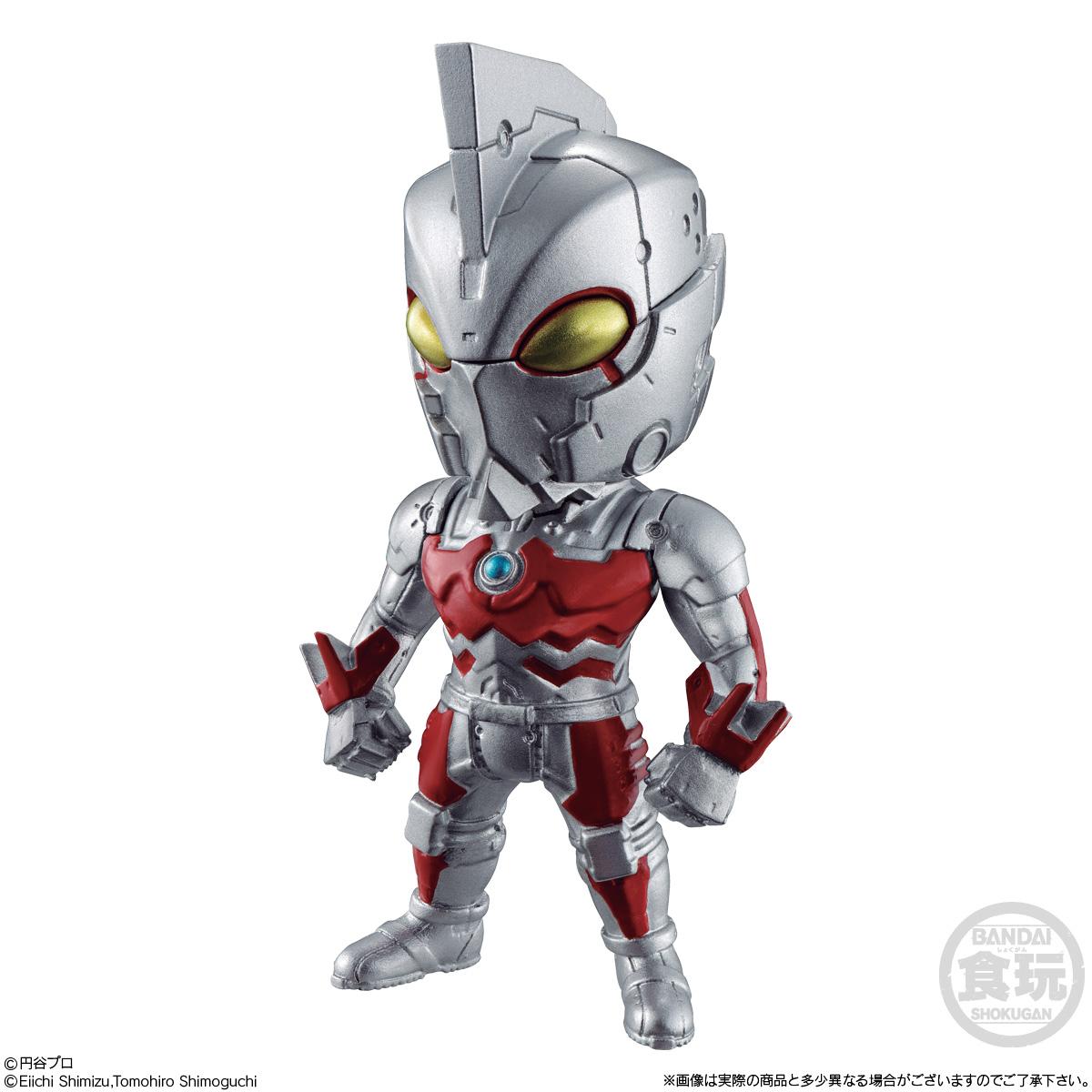 【食玩】コンバージ ヒーローズ ウルトラマン『CONVERGE HERO'S ULTRAMAN 02』10個入りBOX-002