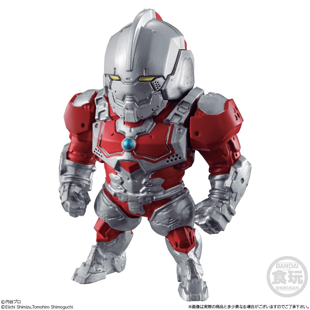 【食玩】コンバージ ヒーローズ ウルトラマン『CONVERGE HERO'S ULTRAMAN 02』10個入りBOX-003