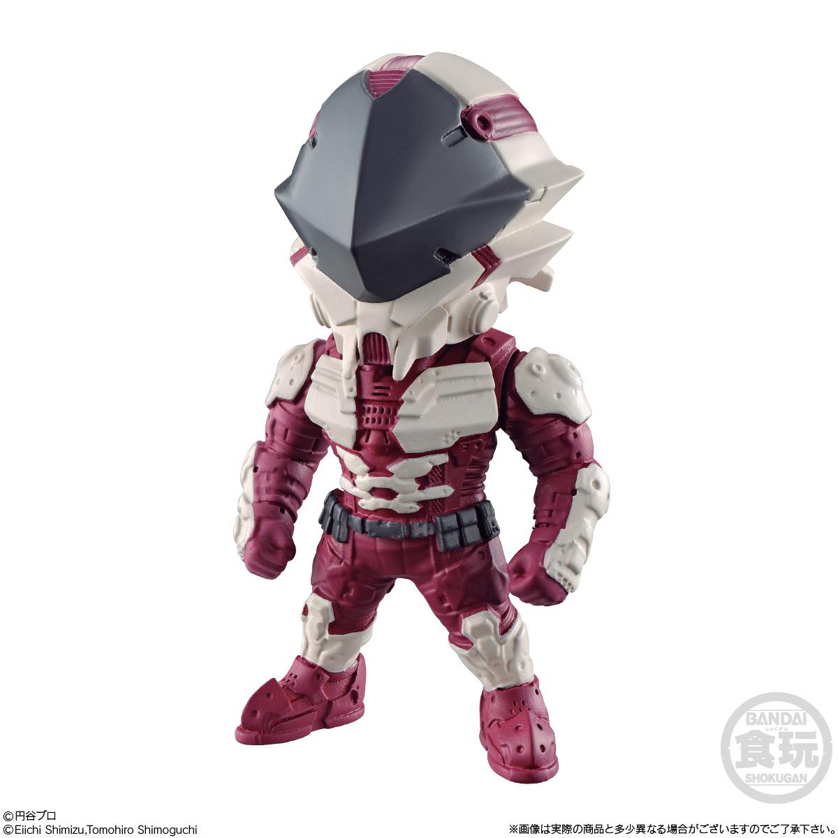 【食玩】コンバージ ヒーローズ ウルトラマン『CONVERGE HERO'S ULTRAMAN 02』10個入りBOX-004