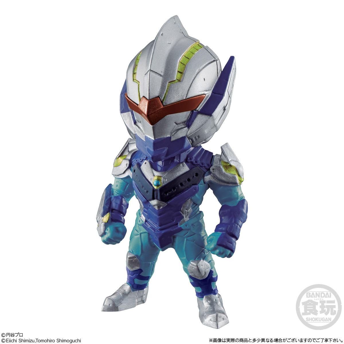 【食玩】コンバージ ヒーローズ ウルトラマン『CONVERGE HERO'S ULTRAMAN 02』10個入りBOX-006