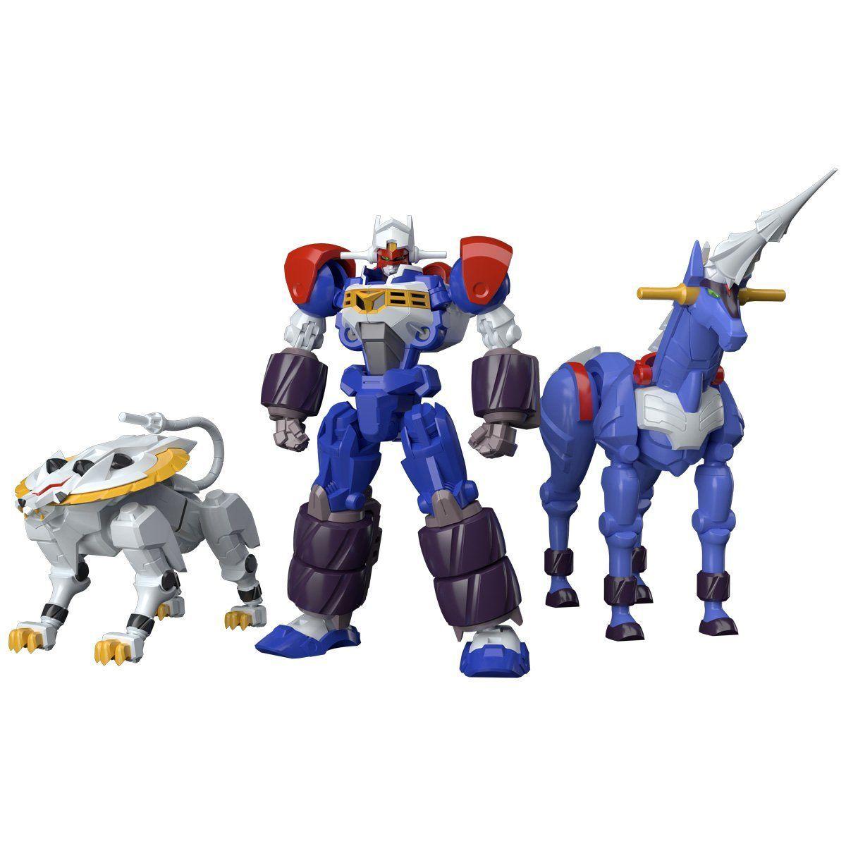 【食玩】スーパーミニプラ『電童&データウェポンセット』GEAR戦士電童 プラモデル-001