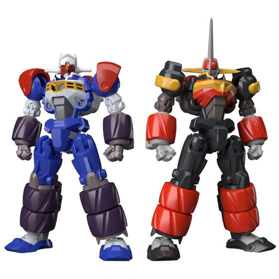 【食玩】スーパーミニプラ『GEAR戦士電童』2個入りBOX