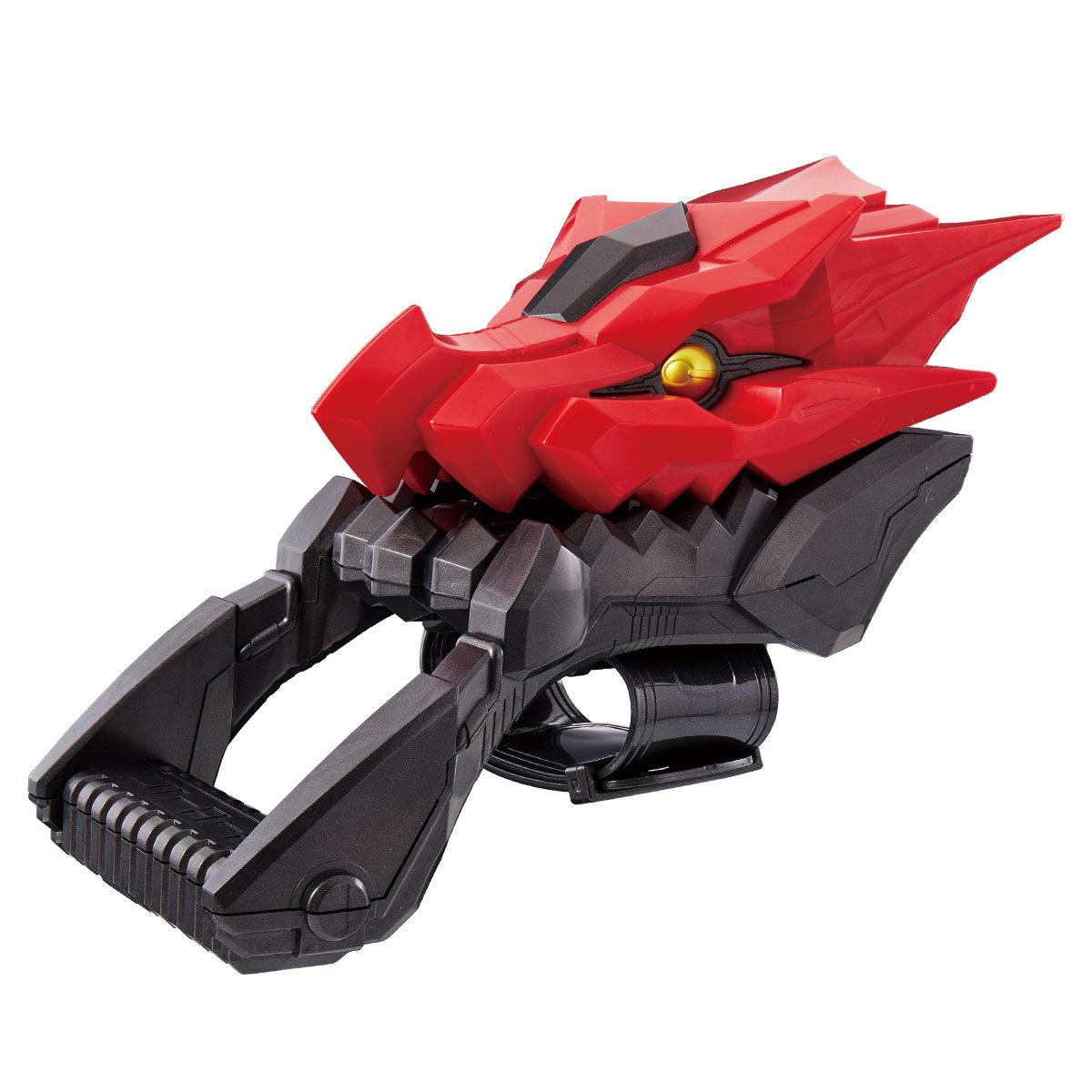 仮面ライダーセイバー『DXドラゴニックブースター&キングライオンブースター』変身なりきり-002