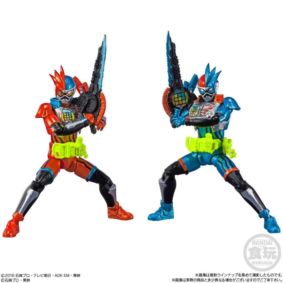 【食玩】SHODO-X『仮面ライダー11』可動フィギュア 10個入りBOX-009