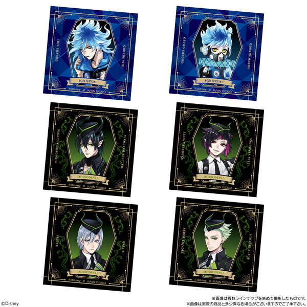 【食玩】ツイステ『ディズニー ツイステッドワンダーランド キャンディ缶コレクション』10個入りBOX-005