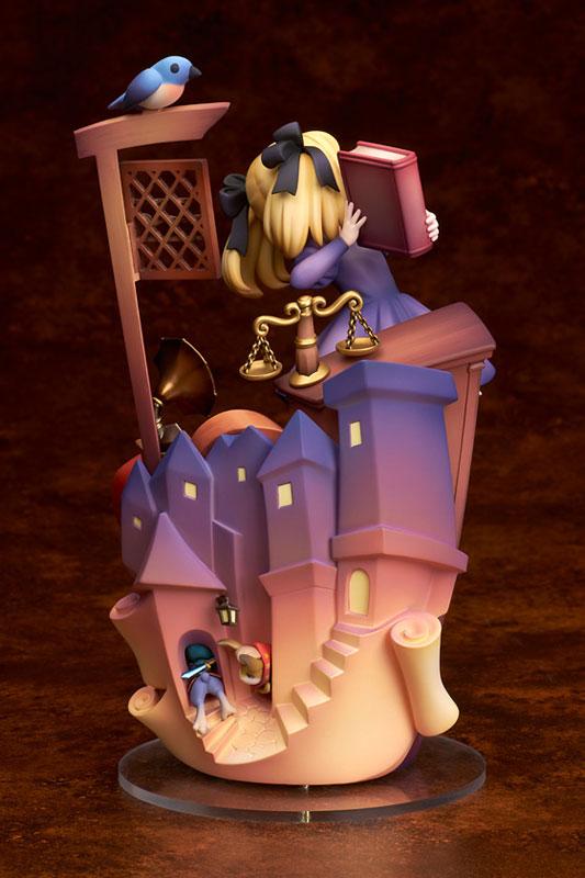 オーディンスフィア レイヴスラシル『アリス』1/8 完成品フィギュア-008