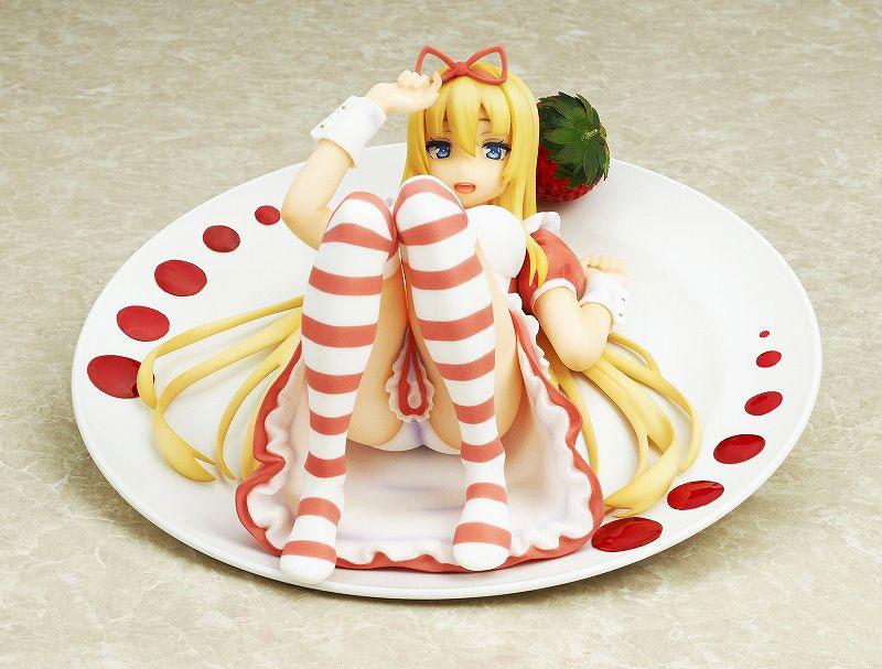 れいなまオリジナルキャラクター『アリスのお食事会 illustration by れいなま』1/6 完成品フィギュア-011