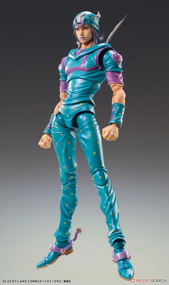 超像可動『ジョニィ・ジョースター・セカンド』スティール・ボール・ラン 可動フィギュア-001