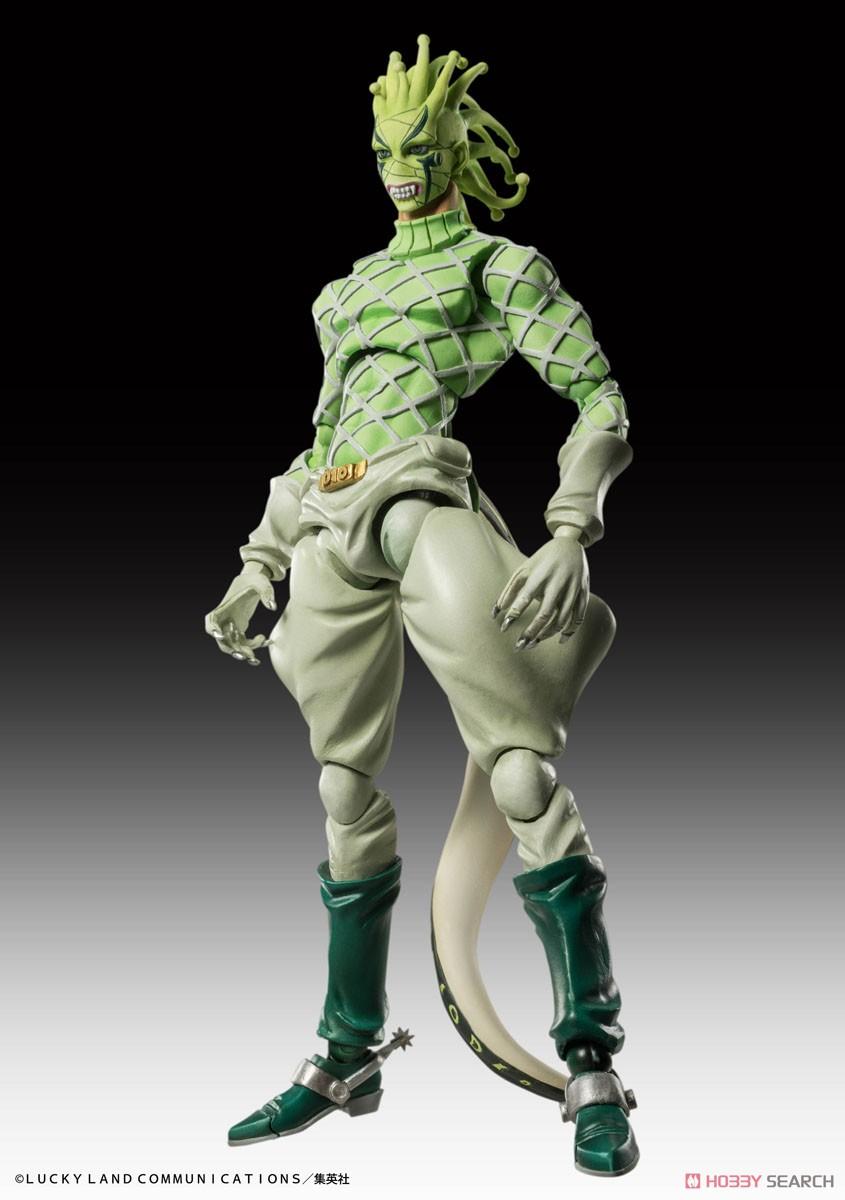 超像可動『ディエゴ・ブランドー』スティール・ボール・ラン 可動フィギュア-002