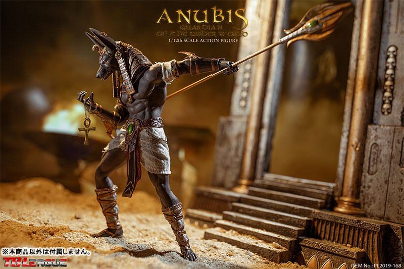 『アヌビス ガーディアン オブ ザ アンダー ザ ワールド(PL2020-168)』1/12 完成品ドール-002