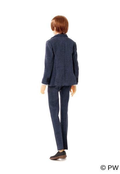 六分の一男子図鑑『スーツスタイル エイト』1/6 完成品ドール-002