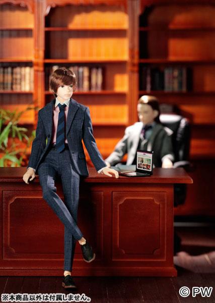 六分の一男子図鑑『スーツスタイル エイト』1/6 完成品ドール-016