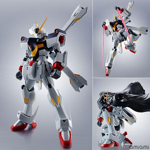 ROBOT魂〈SIDE MS〉『ガンダムX1/X1改 EVOLUTION-SPEC』クロスボーン・ガンダム 可動フィギュア
