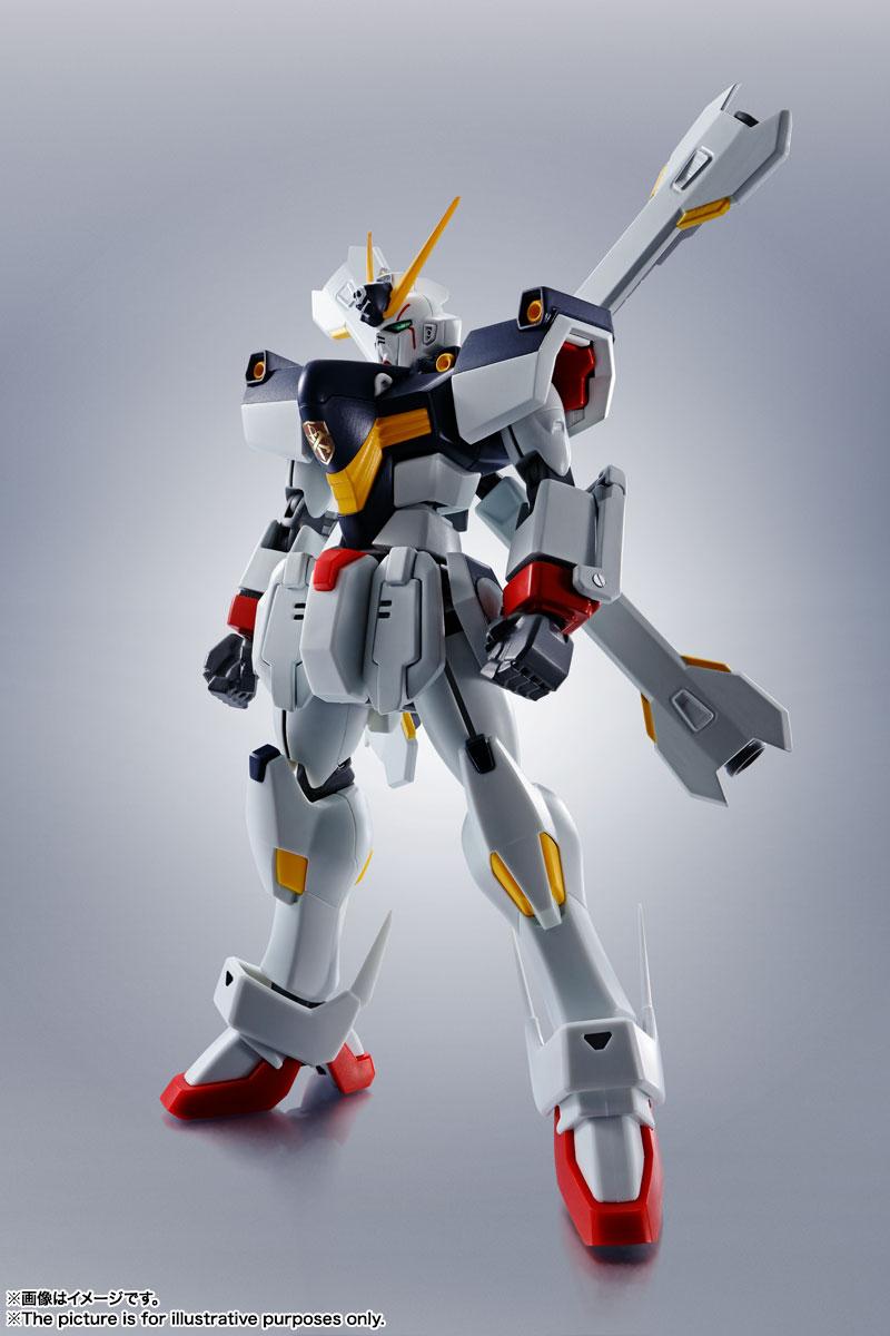ROBOT魂〈SIDE MS〉『ガンダムX1/X1改 EVOLUTION-SPEC』クロスボーン・ガンダム 可動フィギュア-001