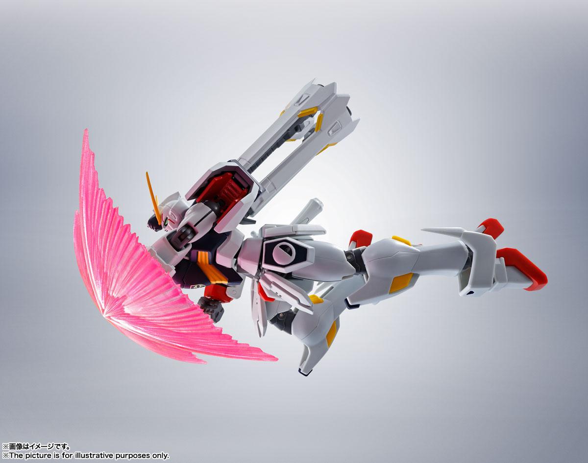 ROBOT魂〈SIDE MS〉『ガンダムX1/X1改 EVOLUTION-SPEC』クロスボーン・ガンダム 可動フィギュア-004