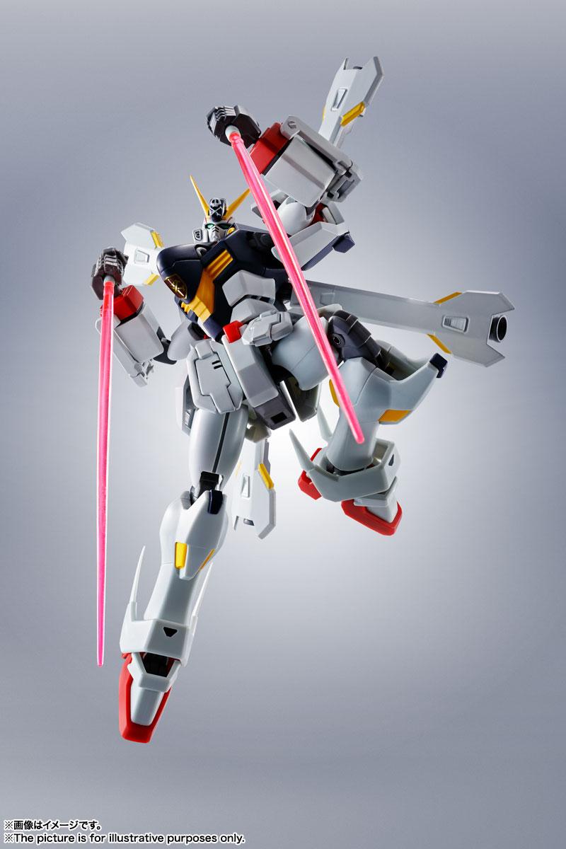 ROBOT魂〈SIDE MS〉『ガンダムX1/X1改 EVOLUTION-SPEC』クロスボーン・ガンダム 可動フィギュア-007