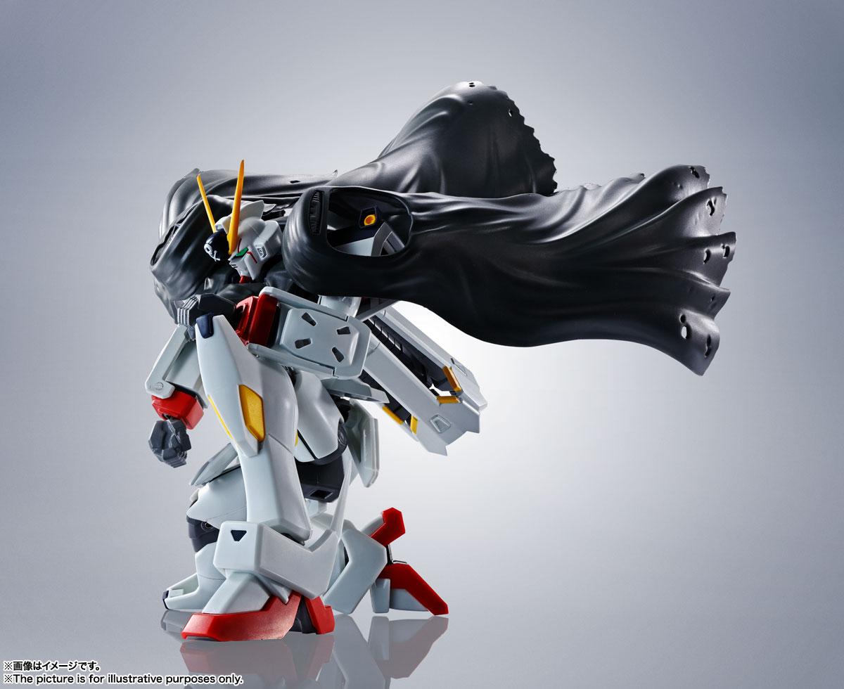 ROBOT魂〈SIDE MS〉『ガンダムX1/X1改 EVOLUTION-SPEC』クロスボーン・ガンダム 可動フィギュア-016