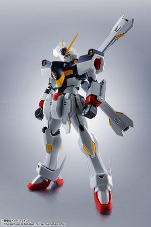 ROBOT魂〈SIDE MS〉『ガンダムX1/X1改 EVOLUTION-SPEC』クロスボーン・ガンダム 可動フィギュア-018