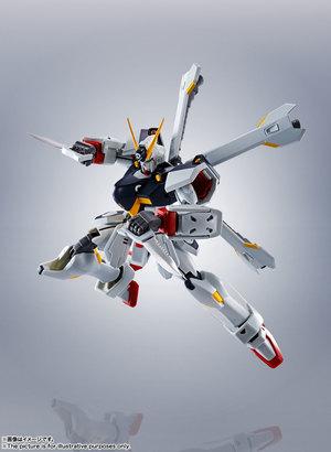 ROBOT魂〈SIDE MS〉『ガンダムX1/X1改 EVOLUTION-SPEC』クロスボーン・ガンダム 可動フィギュア-019