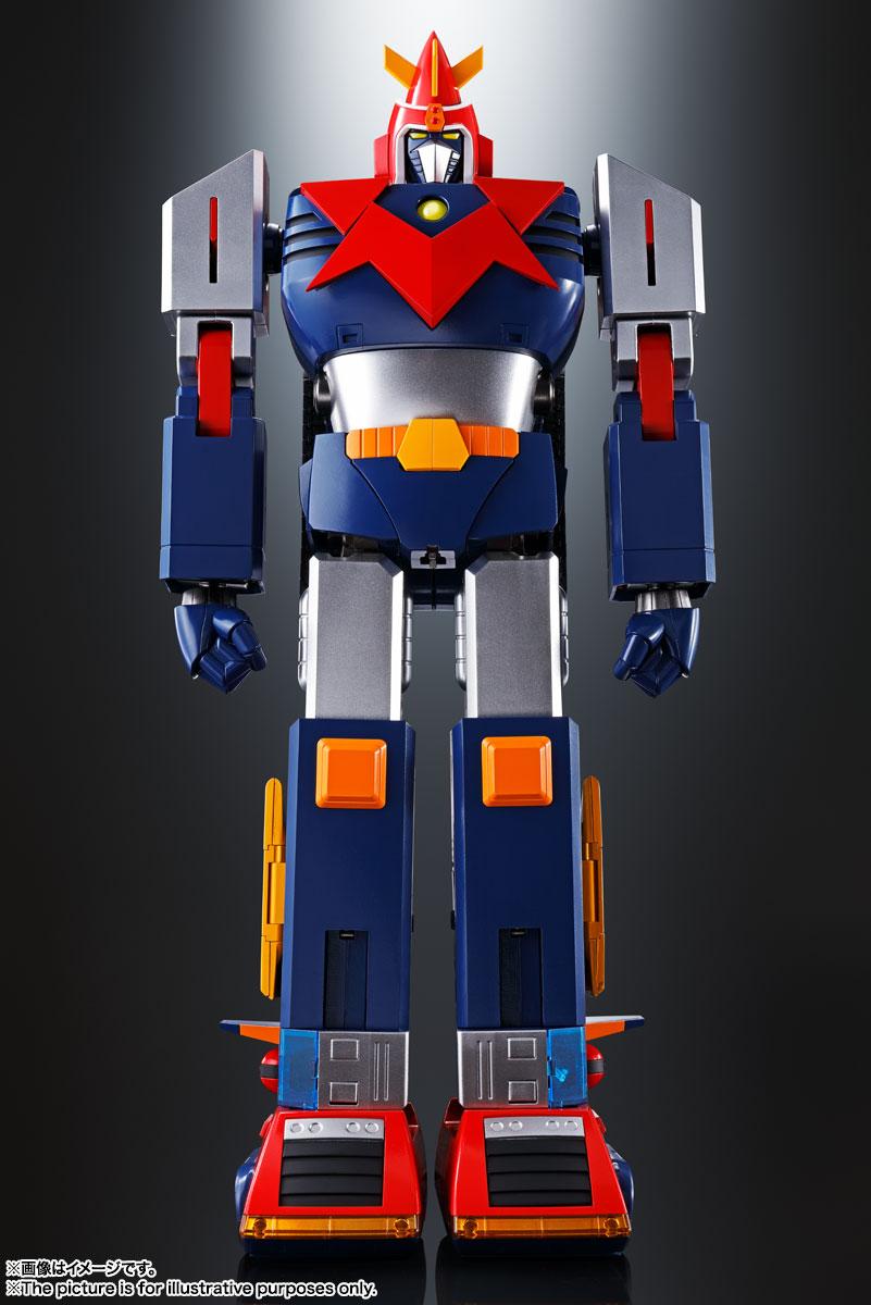 DX超合金魂『VOLT IN BOX 超電磁マシーン ボルテスV』可動フィギュア-002