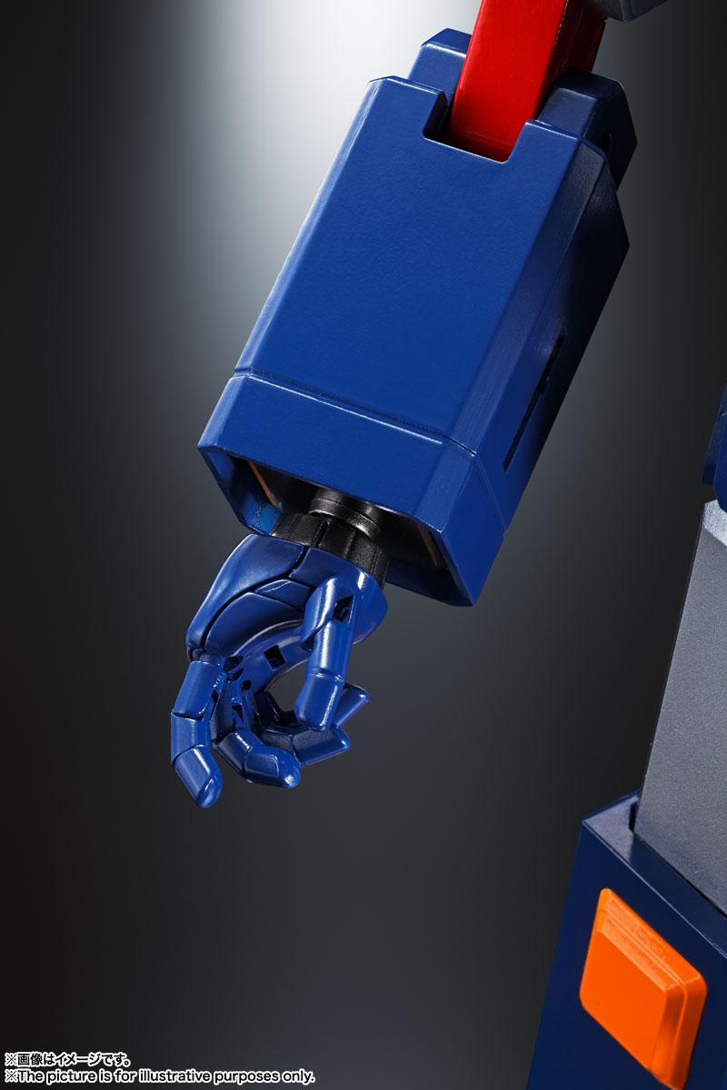 DX超合金魂『VOLT IN BOX 超電磁マシーン ボルテスV』可動フィギュア-004