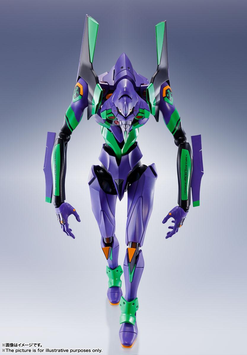 DYNACTION『汎用ヒト型決戦兵器 人造人間エヴァンゲリオン初号機』ダイナクション 可動フィギュア-007