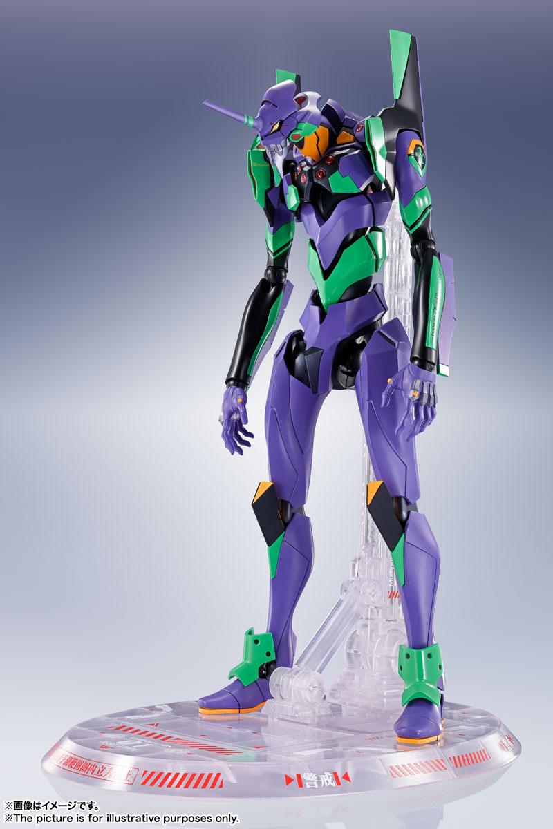 DYNACTION『汎用ヒト型決戦兵器 人造人間エヴァンゲリオン初号機』ダイナクション 可動フィギュア-014