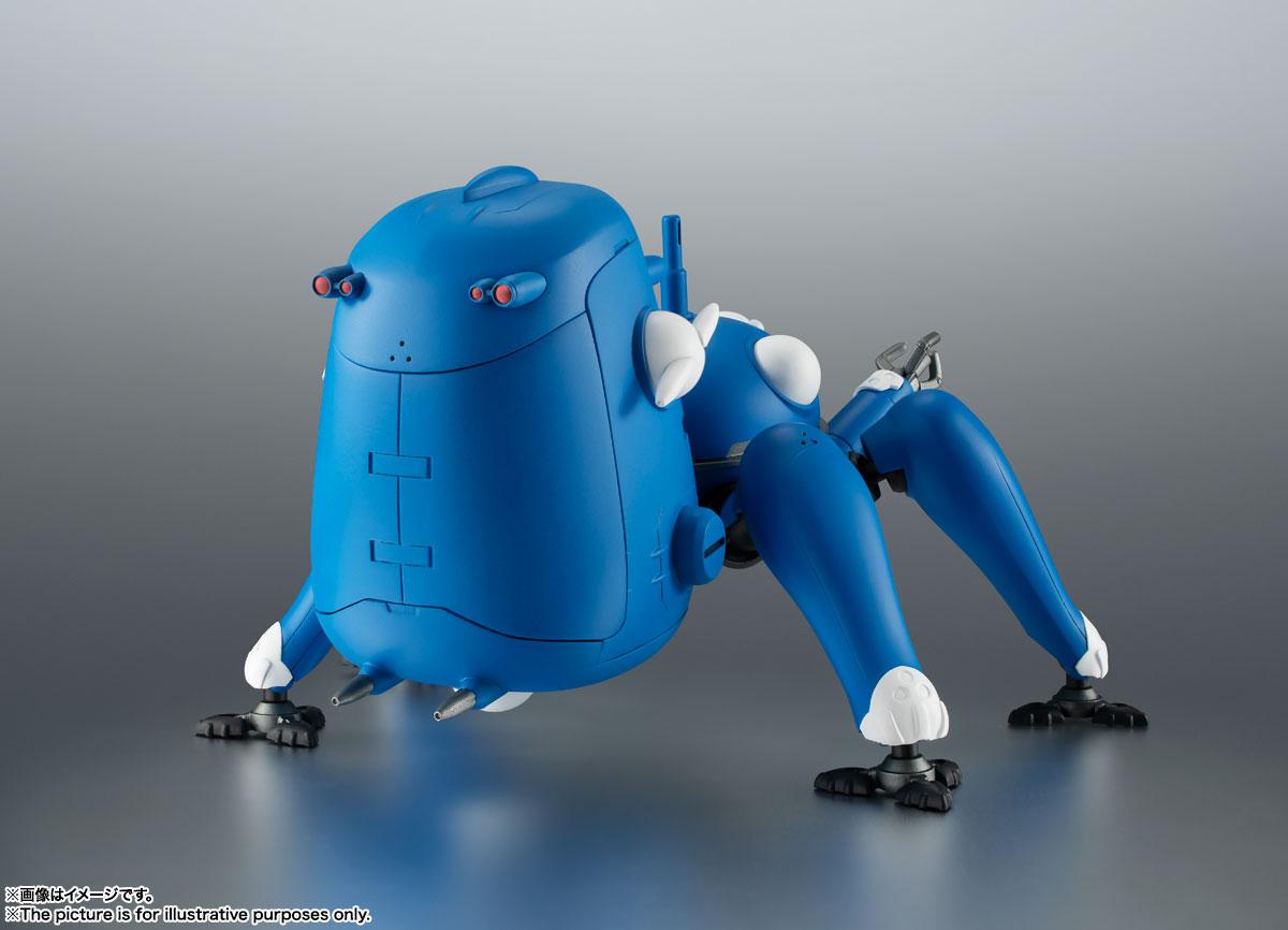 ROBOT魂〈SIDE GHOST〉『タチコマ -攻殻機動隊 S.A.C. 2nd GIG&SAC_2045-』可動フィギュア-002