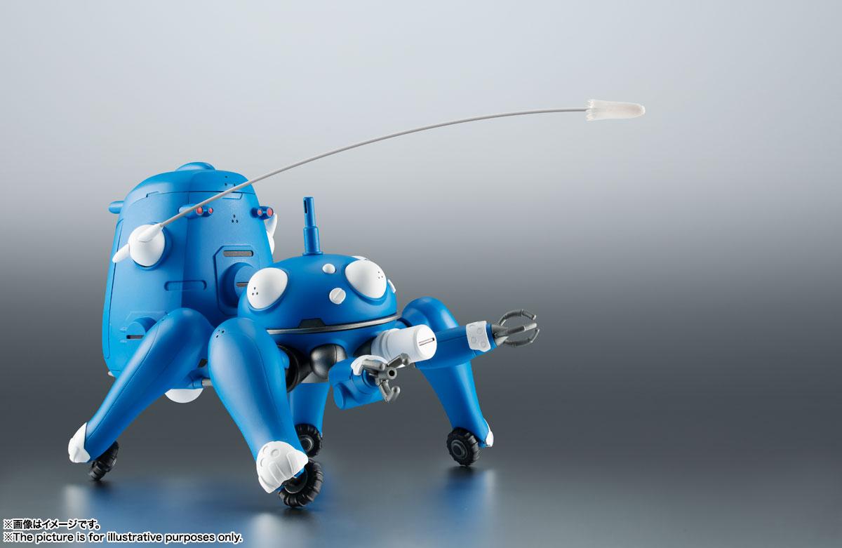 ROBOT魂〈SIDE GHOST〉『タチコマ -攻殻機動隊 S.A.C. 2nd GIG&SAC_2045-』可動フィギュア-006