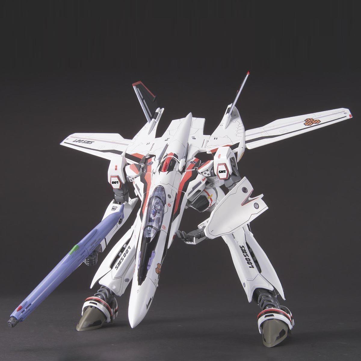 【再販】マクロスF『VF-25F メサイアバルキリー アルト機』1/72 プラモデル-003