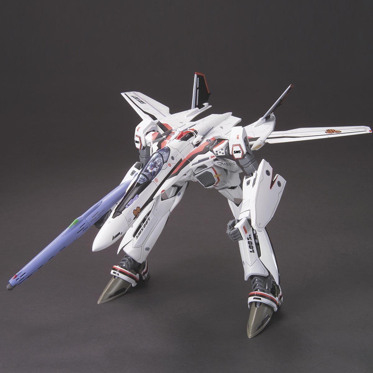 【再販】マクロスF『VF-25F メサイアバルキリー アルト機』1/72 プラモデル-004