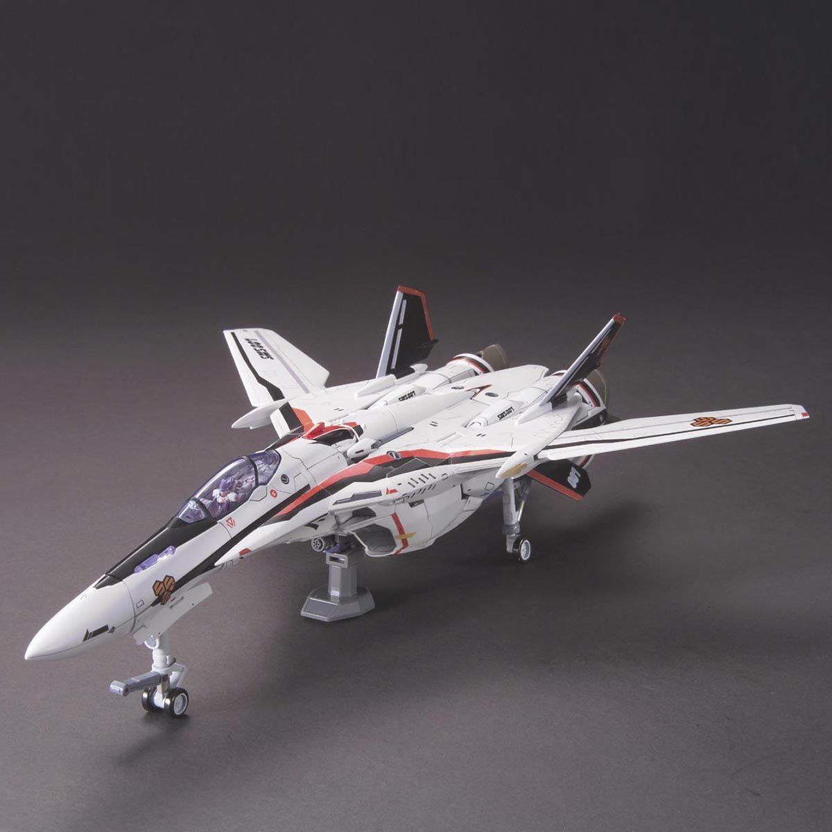 【再販】マクロスF『VF-25F メサイアバルキリー アルト機』1/72 プラモデル-005