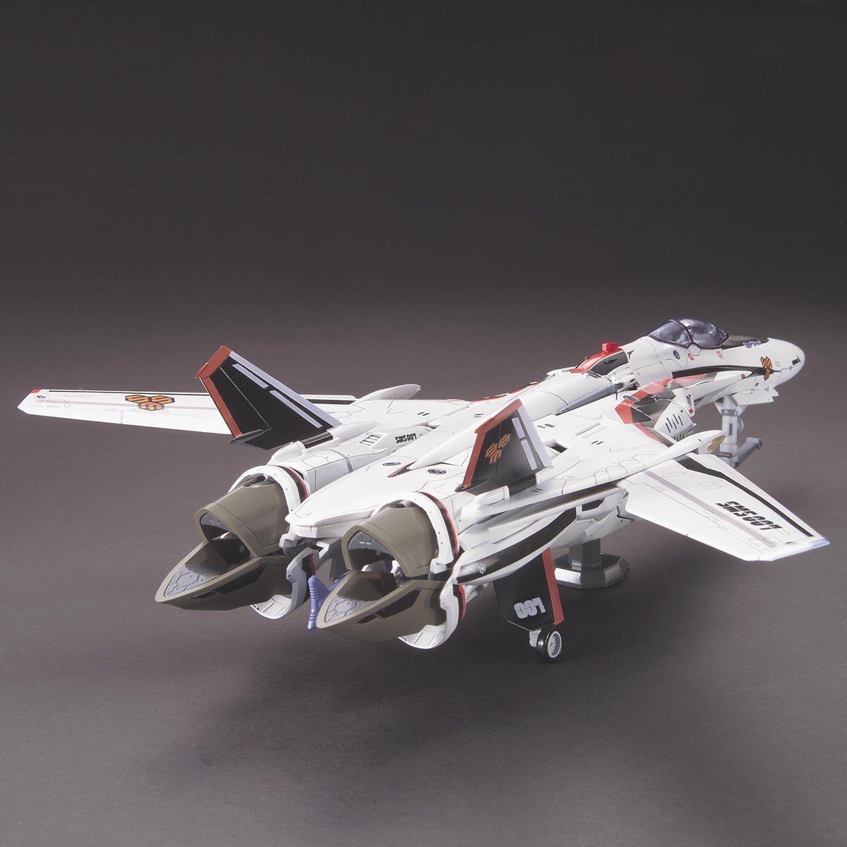 【再販】マクロスF『VF-25F メサイアバルキリー アルト機』1/72 プラモデル-006