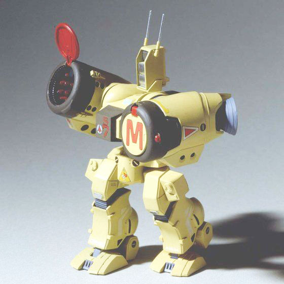 【再販】超時空要塞マクロス『ミサイルファランクス』1/100 プラモデル