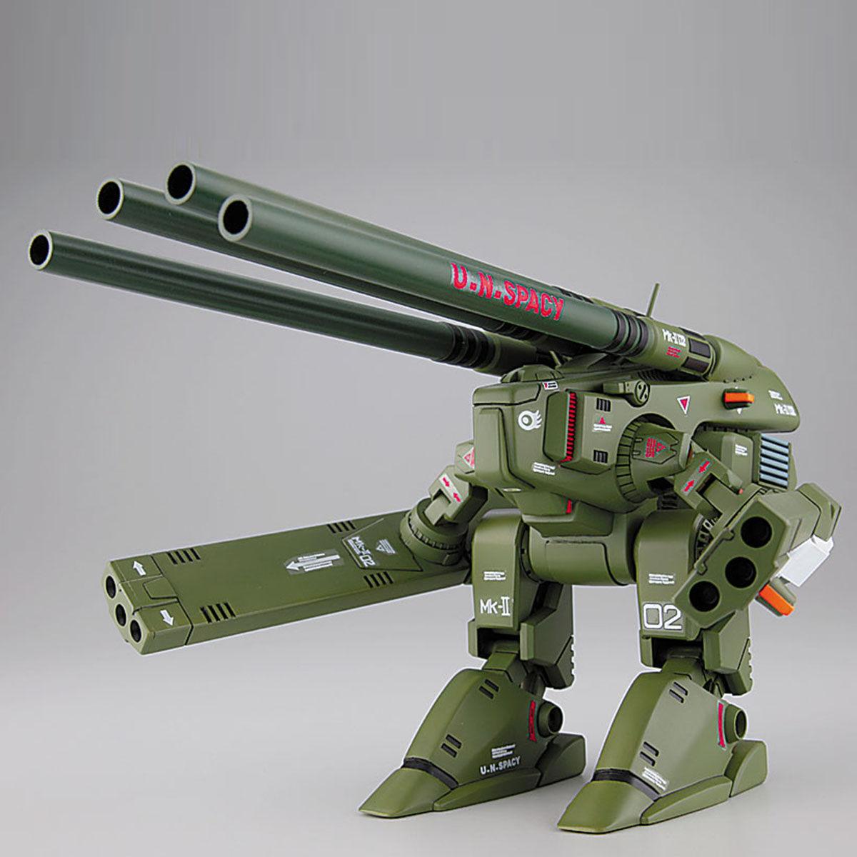 【再販】超時空要塞マクロス『超重量級デストロイド モンスター』1/200 プラモデル-001