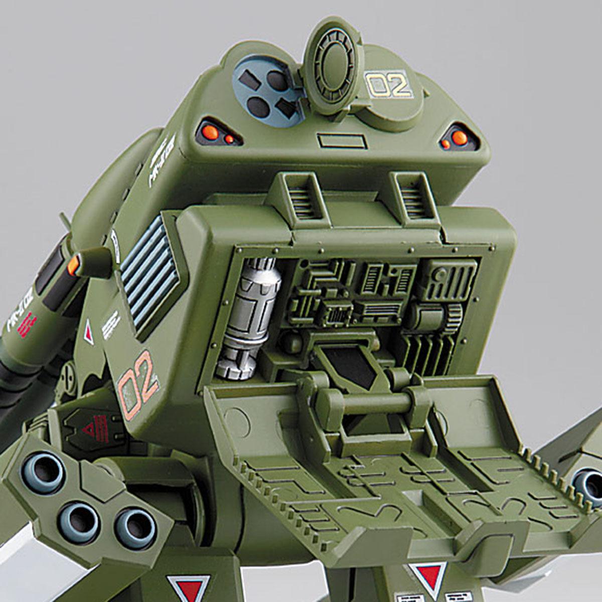 【再販】超時空要塞マクロス『超重量級デストロイド モンスター』1/200 プラモデル-003
