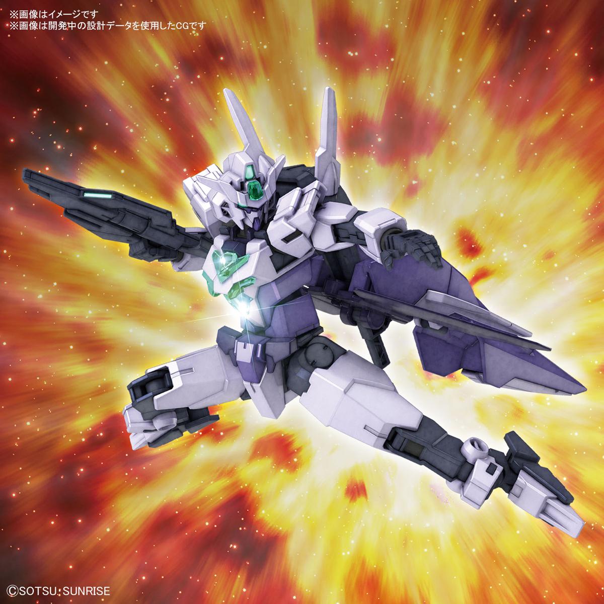 HGBD:R 1/144『コアガンダムII[G-3カラー]』ガンダムビルドダイバーズRe:RISE プラモデル-001