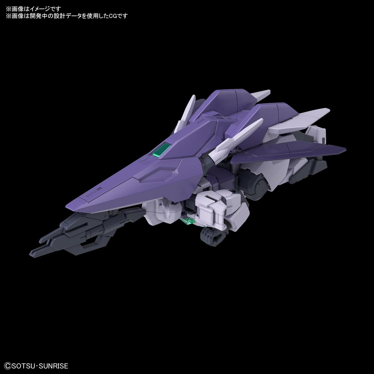 HGBD:R 1/144『コアガンダムII[G-3カラー]』ガンダムビルドダイバーズRe:RISE プラモデル-004