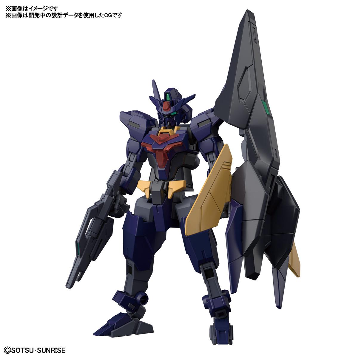 HGBD:R 1/144『コアガンダムII[ティターンズカラー]』ガンダムビルドダイバーズRe:RISE プラモデル-003