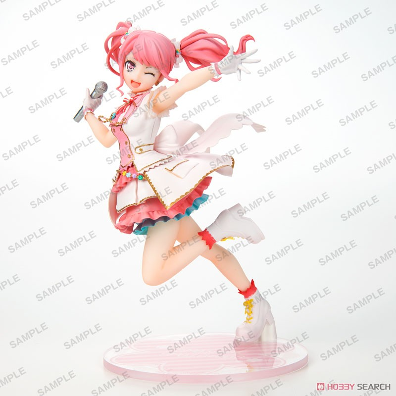 VOCAL COLLECTION『丸山彩 from Pastel*Palettes』バンドリ! 1/7 完成品フィギュア-001