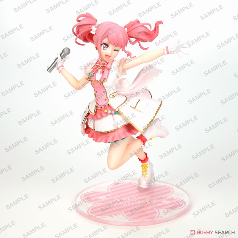 VOCAL COLLECTION『丸山彩 from Pastel*Palettes』バンドリ! 1/7 完成品フィギュア-004