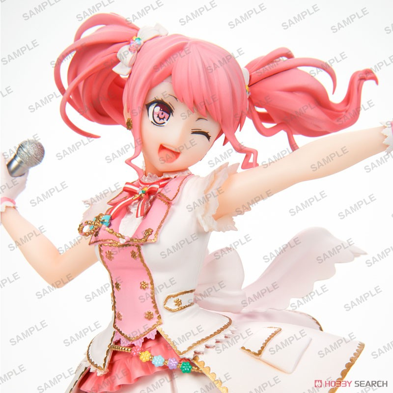 VOCAL COLLECTION『丸山彩 from Pastel*Palettes』バンドリ! 1/7 完成品フィギュア-005