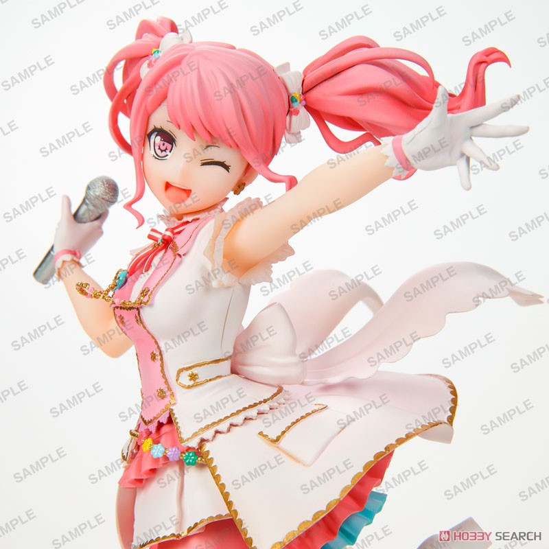VOCAL COLLECTION『丸山彩 from Pastel*Palettes』バンドリ! 1/7 完成品フィギュア-006