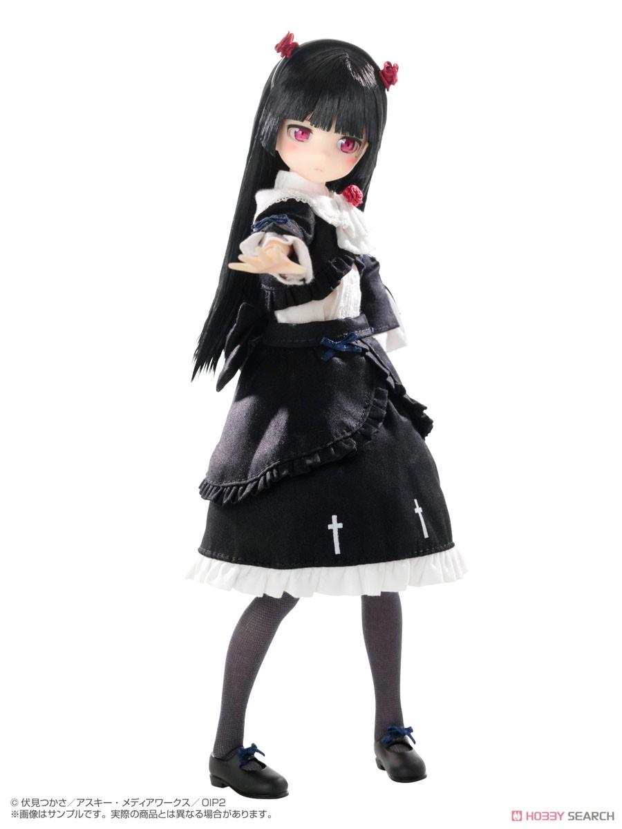 ピュアニーモ キャラクターシリーズ No.129『黒猫』俺の妹がこんなに可愛いわけがない 1/6 完成品ドール-003
