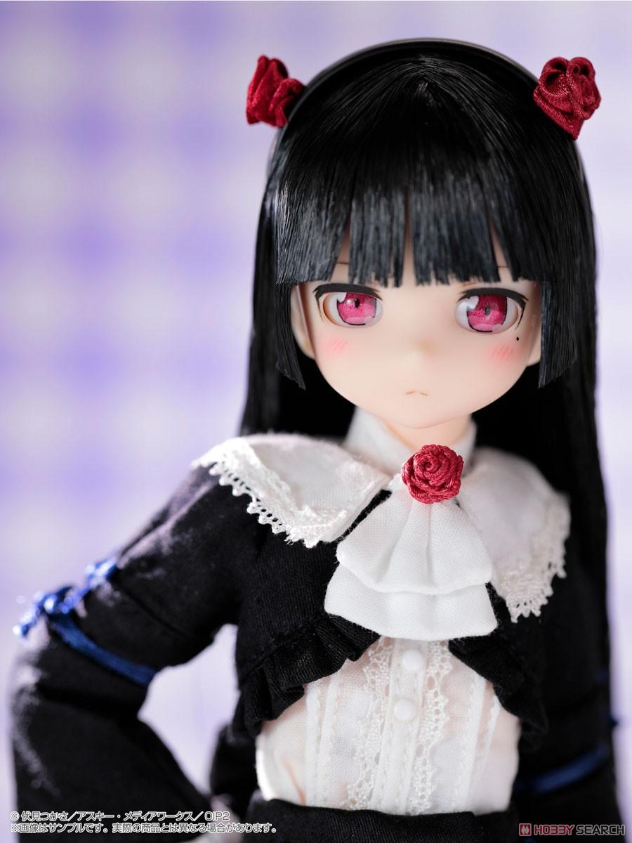 ピュアニーモ キャラクターシリーズ No.129『黒猫』俺の妹がこんなに可愛いわけがない 1/6 完成品ドール-006